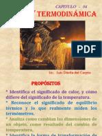 CAP  04 - CALOR Y TERMODINÁMICA