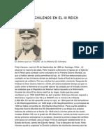 Soldados Chilenos en El III