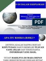 4. Risiko Eksplorasi Geofisika Bk
