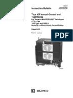 Medium Voltage Circuit Breaker - Square D
