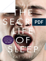 The Secret Life of Sleep - Excerpt