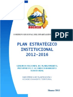 Plan Estrategico Ancash