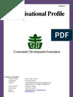 Organisational Profile 2