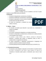 PRINCIPIOS BÁSICOS Y EL CONSULTOR
