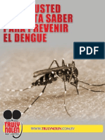 Pre Venir Dengue