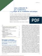 Ventilation Artificielle 2. Vialle, Dupperet