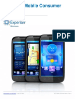 Experian Simmons 2011 Mobile Consumer Report