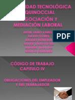 Exposicion de Mediacion Laboral