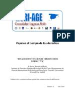 Ansuastegui, Estado Constitucional y Produccion Normativa