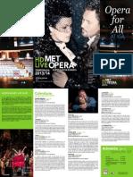 MET Opera for all IGA Guatemala