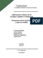 Aplicaciones Clinicas de Tcc