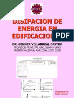 Disipacion de Energia en Edificaciones