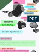PPT Sintesis Etil Asetat