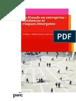 Pwc Ad Etude Fraude 2012 Fr Dec 2011