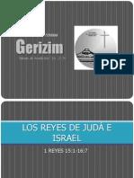 Reyes de Ireal y Juda