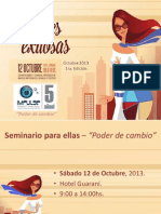 Mujeres Lideres Paraguay 2013 Nuevo