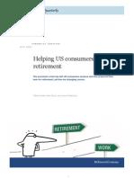 Helping US Consumers Rethink Retirement