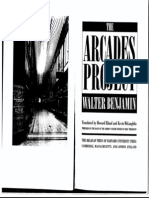 WBenjamin the Arcades Project Paris the Capital of the Nineteenth Century 1935