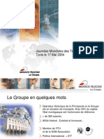 Presentation Tunis 0504
