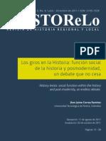 Los Giros en La Historia John Jaime Correa Ramirez