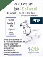 KEEN Mouse Race Flyer jdw