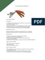 Componentes de una instalación Hidraulica