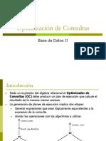 5 Optimizacion de Consultas