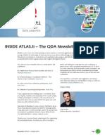ATLASti Newsletter 2013-03