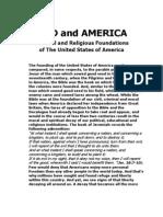 God and America