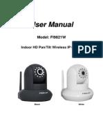 FI9821W User Manual