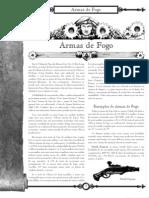 D20 - A Trilogia Do Fogo Das Bruxas - Armas de Fogo