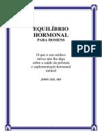 Equilibrio Hormonal Para Homens