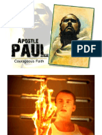 Ppt Paul Courageous Faith