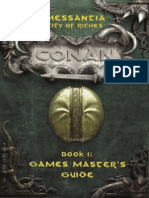 MGP7709 - Conan d20 - Messantia - City of Riches Boxed Set