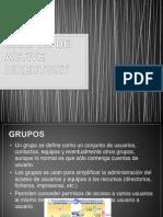 Grupos de Active Directory