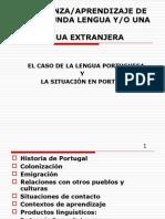 Portugal y Las Lenguas Extranjeras