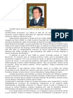 Biografie Arcadie Suceveanu