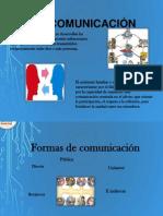 RELACIONES Y COMUNICACIÓN 1