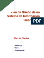 Plan Sistema Información  Empresarial