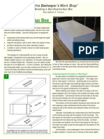 Styrofoam Nuc BOX