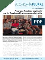 Boletín Economía Plural N° 58