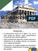 Unidad 3 La Civilizacion Griega