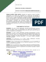 Sucesion Del Causante Jairo Enrique Chavez Maldonado