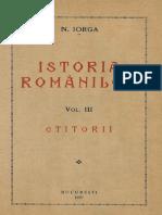 Nicolae_Iorga_-_Istoria_românilor._Volumul_3 _-_Ctitorii