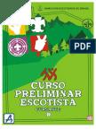 01 - Manual Do Curso Preliminar Escotista - Cursante