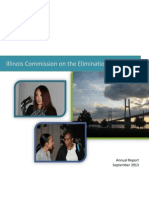 Poverty Commission Annual Report 2013