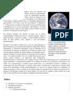 Clima - Wikipedia, La Enciclopedia Libre