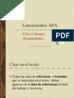 Presentacion Formato APA