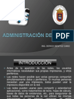 ADMINISTRACIÓN DE REDES