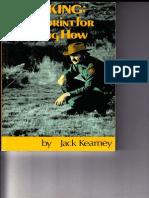 93944230 Tracking by Jack Kearney Ex U S Border Patrol Officer